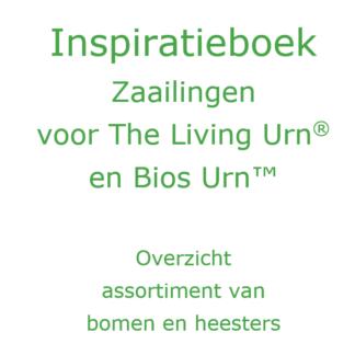voorblad Inspiratieboek zaailingen