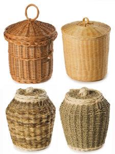 4 urnen GreenCoffins