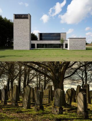 Crematoria-en-Begraafplaatsen