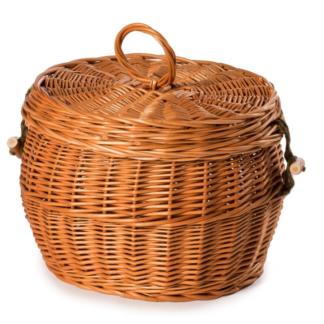 GreenCoffins wilgenteen urn Crocus