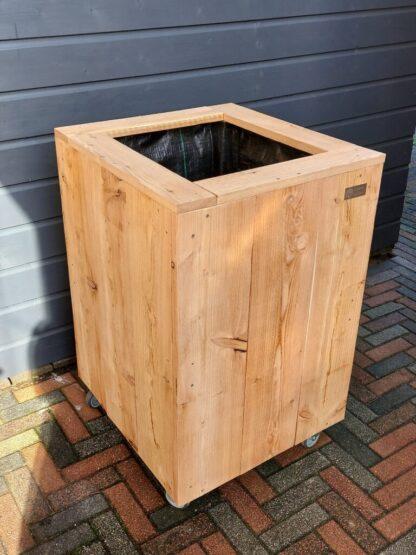 Douglas houten plantenbak 'Fox'